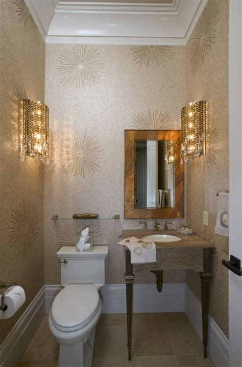 powder bathroom ideas prairie perch powder rooms that pack a punch