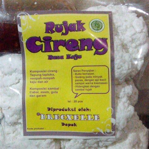 Rujak Cireng Surabaya rujak cireng original home