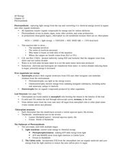 chapter 8 section 2 photosynthesis study guide answers chapter six study guide answer key 2 cristae 3