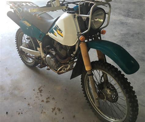 Suzuki Trojan For Sale Suzuki 200 Cc Trojan Ag Bike For Sale Vehicles