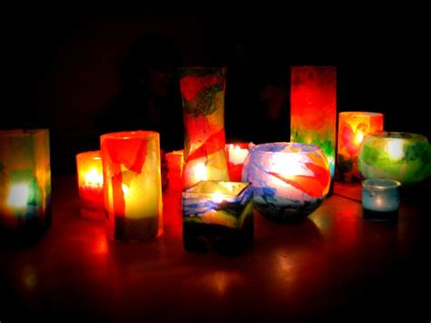 candles from beautiful homes beautiful candles and