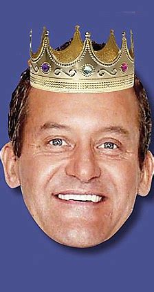 Paul Burrell Give It A Rest by Royal Wedding Coverage Paul Burrell And Jennie Bond To