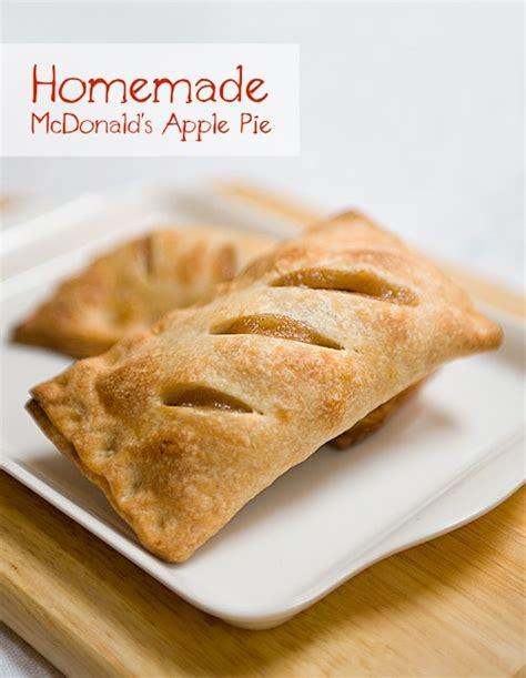 apple pie mcd homemade mcdonald s apple pie yummy workshop