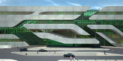 House Plans Modern pierres vives building montpellier zaha hadid e architect