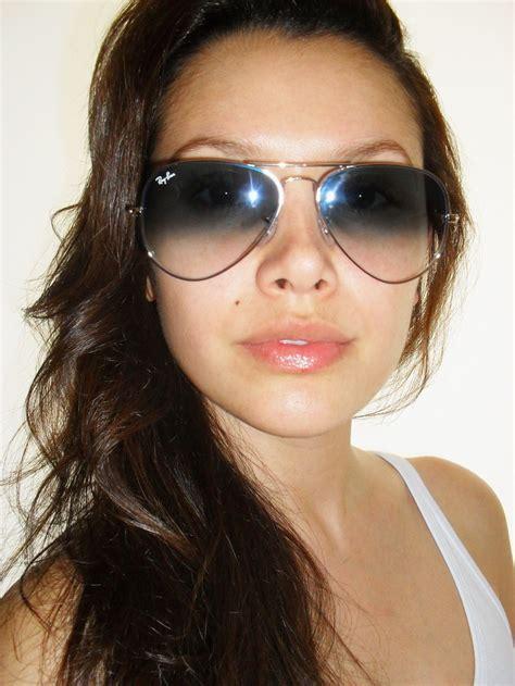 woman wearing ray ban sunglasses aviator ban for ray women vintage sunglasses ray ban
