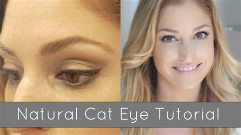 natural makeup tutorial joke natural makeup cat eye tutorial saubhaya makeup