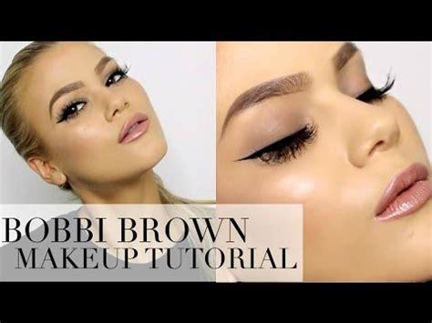 eyeshadow tutorial bobbi brown one brand makeup tutorial bobbi brown my work makeup