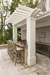 Patio Kitchen Design Outdoor Rooms Low Key To Luxury Southview Design