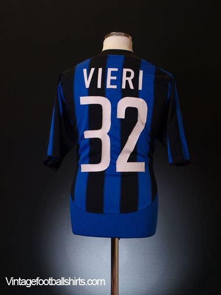 Sweater Inter Milan 04 2002 03 inter milan away shirt viera 32 m for sale