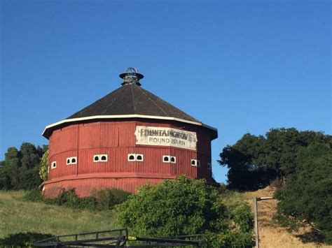 round santa rosa ca the historic fountaingrove round barn bild von