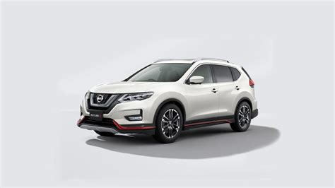 nissan x trail white 2017 nissan reveals nismo performance package for 2017 x trail