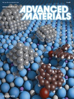 Research Letters In Materials Science Impact Factor 2011 impact factors in materials science materialsviews