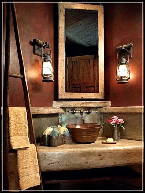 rustic home decor stores tips to enhance rustic bathroom decor ideas home design