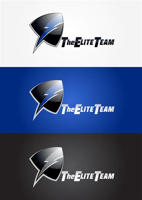 team elite logo elite team logos on behance