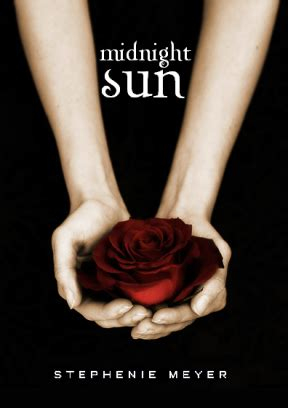 libro midnight sun blood on midnight sun by stephenie meyer it s the story of twilight but from edward s perspective you