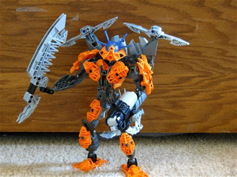Modification Universe by Bionicle Matoran Universe Pohatu Modification