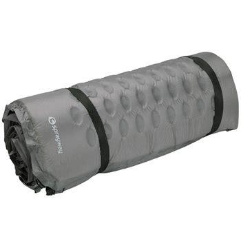 thermal comfort self inflating mattress sprayway comfort 7 5cm double self inflating mat