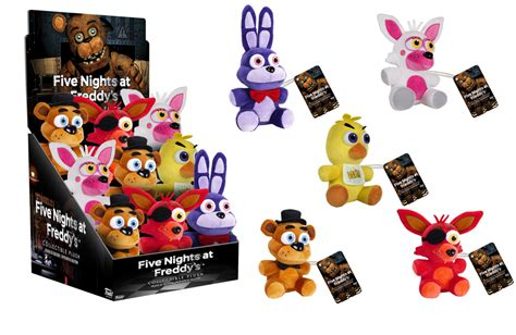 Five nights at freddy s collectible plush for collectibles gamestop