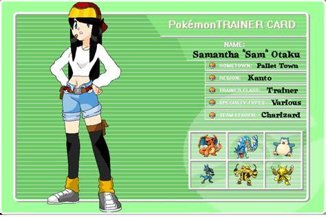 pokemon oc template images pokemon images