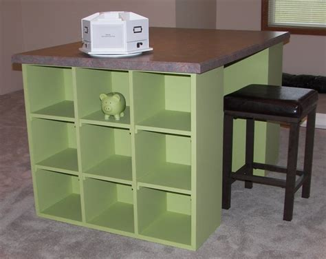 white craft desk diy projects