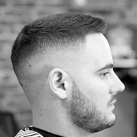 3 2 1 Fade Hairstyles For Guys With Hair by Skin Fade Haircut For 75 Sharp Masculine Styles