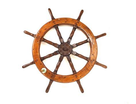 dessin roue bateau barre roue bateau bois ancienne antique french boat xix 232 me
