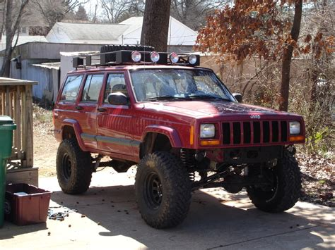 jeep with roof rack roof rack jeep forum