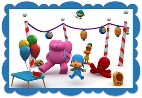imagenes para cumpleaños de pocoyo invitaciones de cumplea 241 os de pocoyo