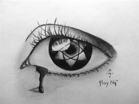 Cool Anime Eye Drawings Drawing Pencil Eye By Boynguyenart On Deviantart