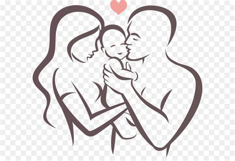 father symbol stock illustration vector  drawing