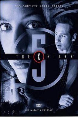 X Files by The X Files Season 5 Wikipedia