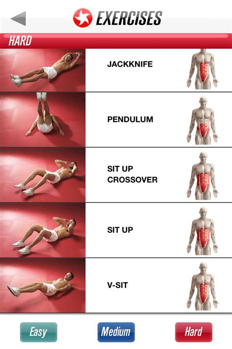 best 25 ab workouts ideas on ab workouts