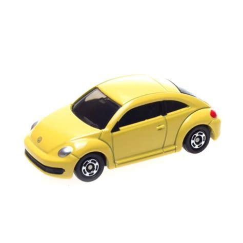 Tomica Volkswagen 01 jual tomica 33 volkswagen the beetle diecast yellow