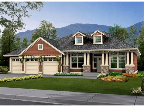 Style Homes Plans Vintage Craftsman Style House Plans