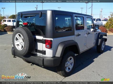 Right Drive Jeep Wrangler 2011 Jeep Wrangler Unlimited Sport 4x4 Right Drive