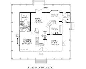Simple 2 Bedroom House Plans unique simple 2 story house plans 9 1 story house plans