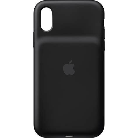 apple iphone xr smart battery black mu7m2ll a b h photo