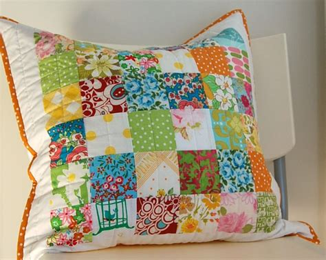 Handmade Pillow Covers - handmade pillow covers she knits and plays with clay