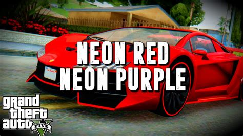 gta 5 crew colors gta 5 bright purple and neon gta v crew
