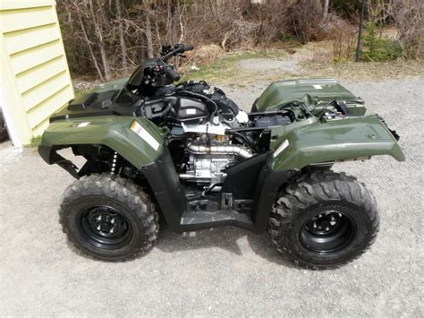 2014 Honda Rancher 420 by 2014 Trx 420 Opinions Honda Foreman Forums