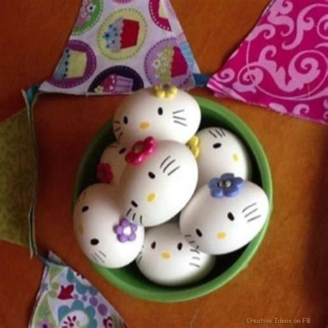decorating easter eggs 10 cool easter egg decorating ideas
