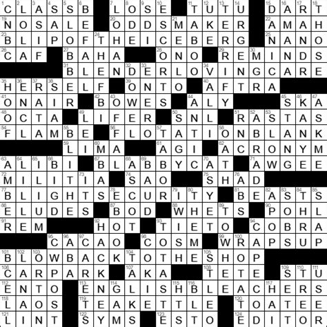Table Salt Crossword by Salty Water Crossword A Sign Formed From Driftwood At