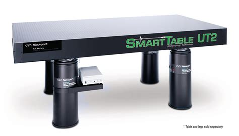 smarttable upgradeable optical tables