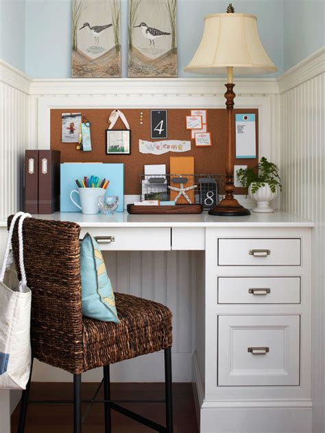 Built In Desk Ideas For Small Spaces Bhg Style Spotters