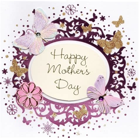 mother s day greeting card handmade happy mother s day pretty handmade greeting card cards