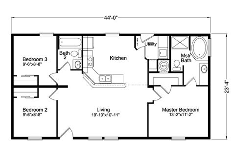 american floor plans view the phoenix dream floor plan for a 1025 sq ft palm