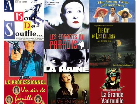 recommended french film the 100 best french movies ever part 2 south california