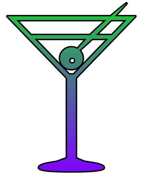 blue martini clip art martini glass cutout clip art clipart panda free
