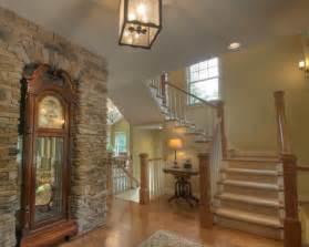 front entry quiet casual home front entryway and stair traditional