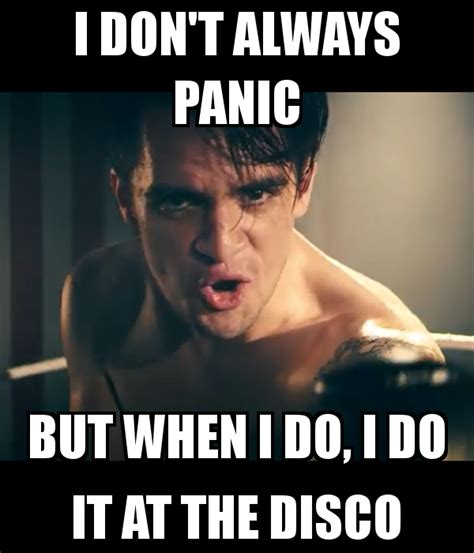 Trinity Meme - brendon urie meme by little trinity gamin on deviantart
